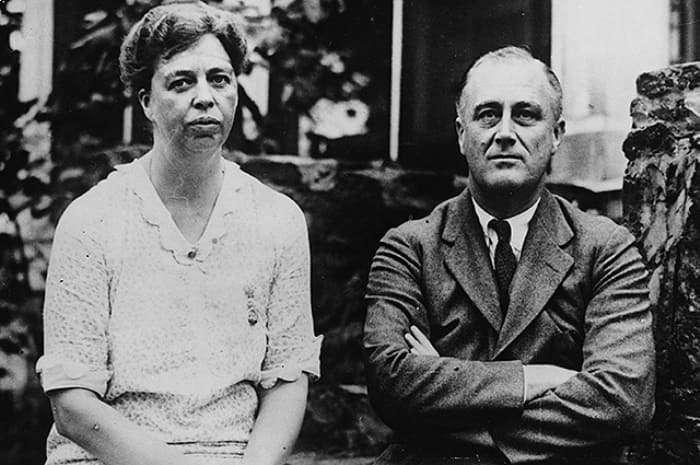 Элеонора Рузвельт: что на самом деле происходило в семье первой леди США