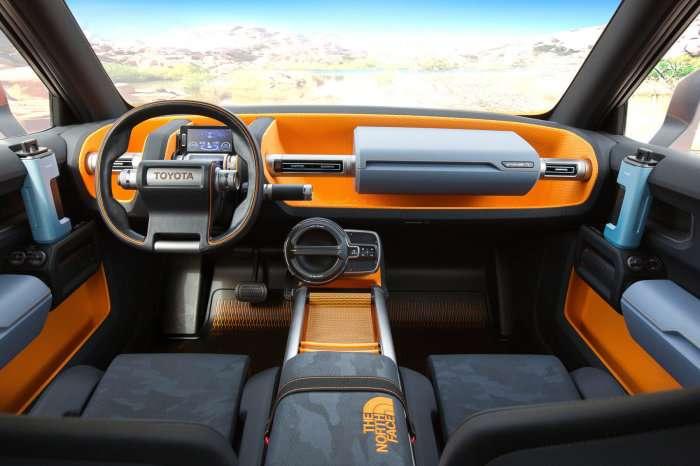 Toyota показала принципиально новый концепт, сочетающий черты внедорожника и фургона