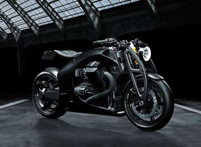 Супербыстрая -Лисица-: В Эстонии снова выпускают мотоциклы