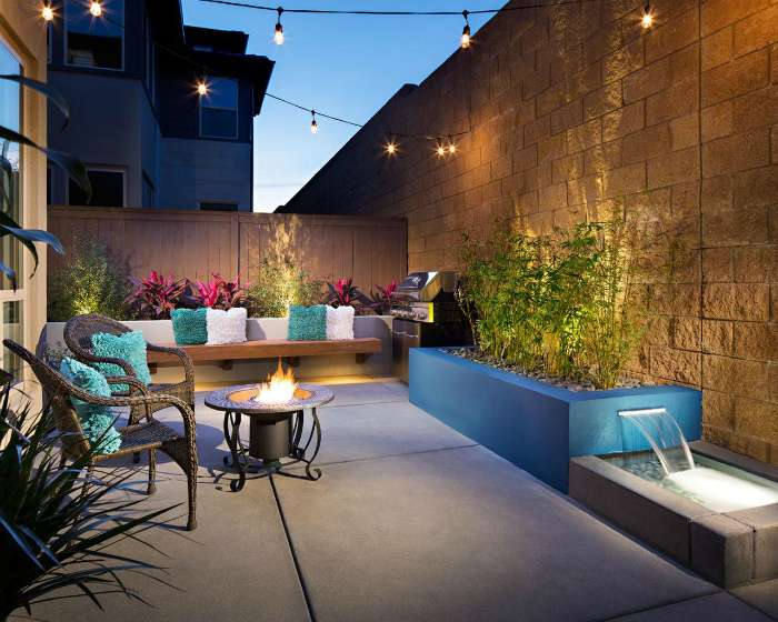 19 стильных идей обустройства заднего двора и террасы, которые вдохновят на преображение своего участка