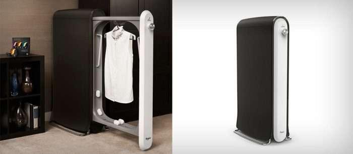 И химчистка не нужна: шкаф SWASH вернет гардеробу свежесть и чистоту всего за 10 минут