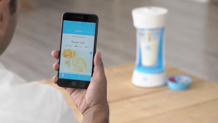 Первая в мире автоматическая йогуртница приготовит лакомство, которое будет вкуснее магазинного