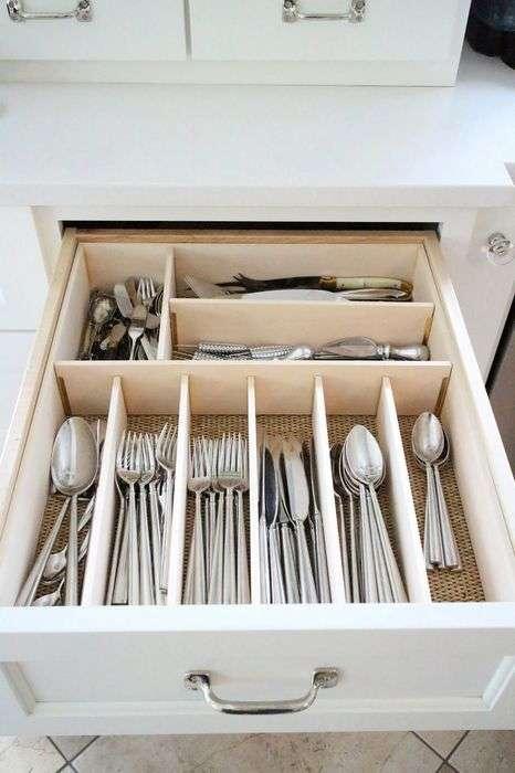 Самые удобные системы хранения на кухне: 20 классных идей, которые пригодятся каждому