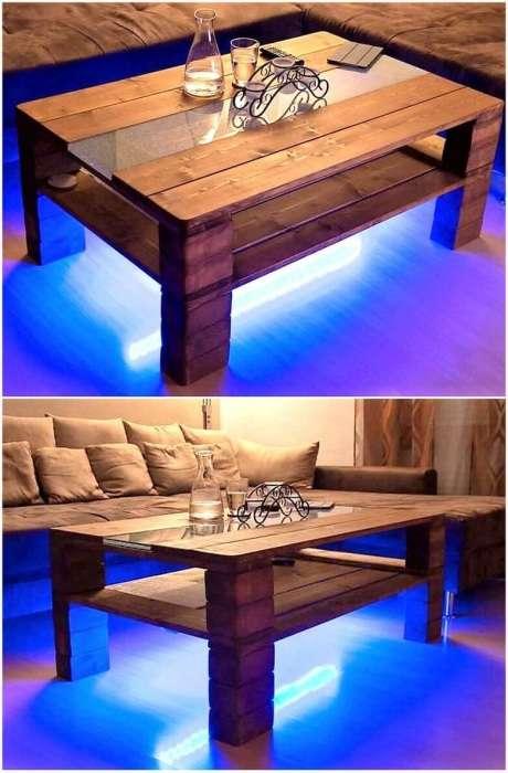 Мебель своими руками: 20 идей использования деревянных поддонов, которые придутся вам по вкусу