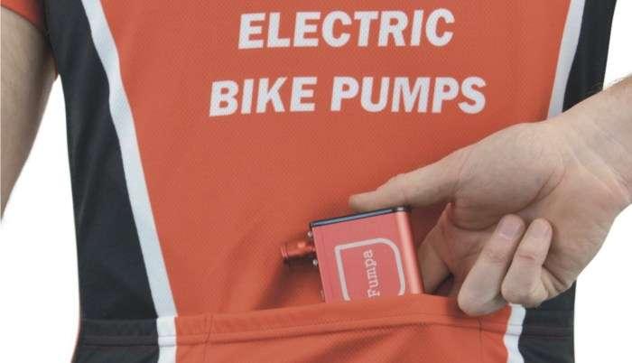 Самый маленький электронасос, который поместится в кармане