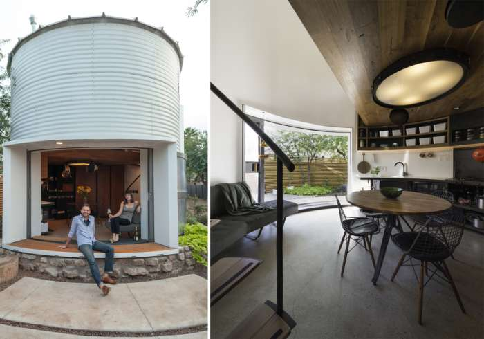 Из нежилого помещения в уютный дом: 5 невероятных трансформаций