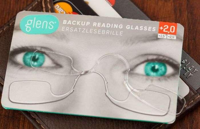 -Не надо стесняться-: Как выглядят самые маленькие и незаметные очки в мире