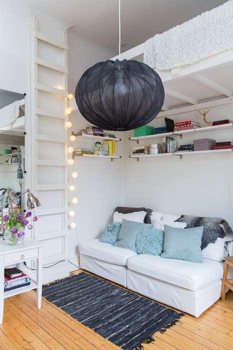 Большие секреты маленькой квартиры: Как -выжать- максимум функциональности из 16 кв. метров