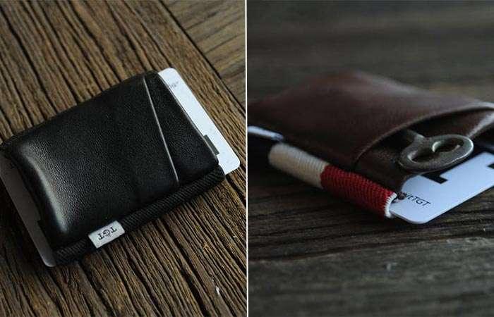 Советник по подаркам: 5 стильных бумажников, которые заставят взглянуть на кошелек под новым углом