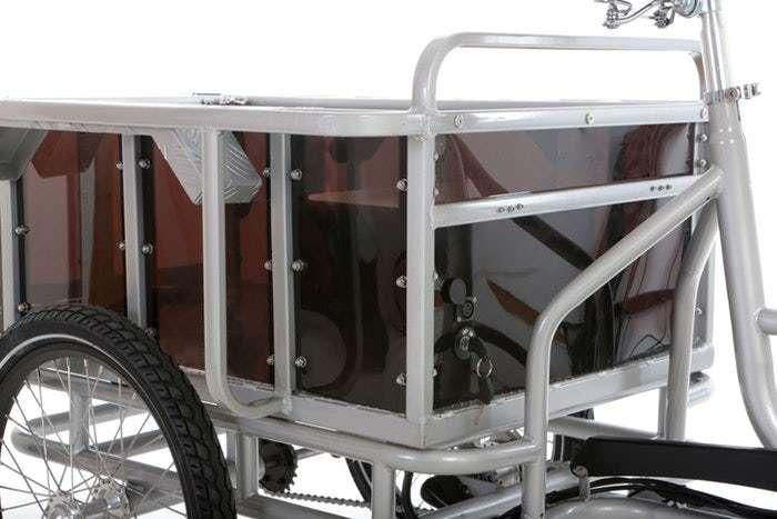 Мечта дачника: грузовой велосипед, который станет выгодной альтернативой автомобилю