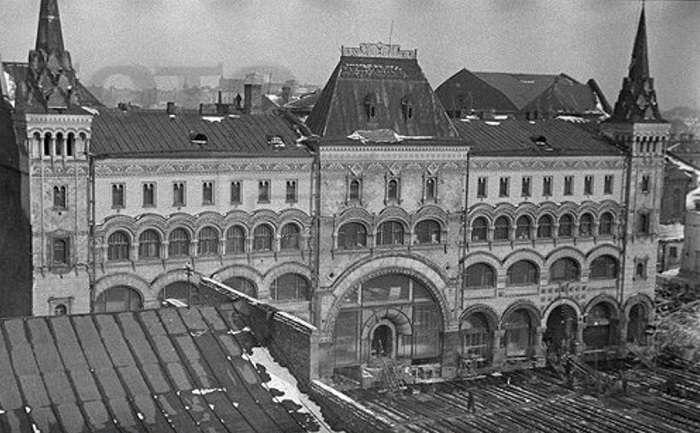 Не на своем месте: Как в Москве передвигали многоэтажные дома