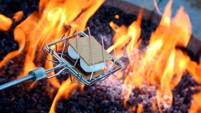 -И мангал не нужен-: функциональный набор для готовки на открытом огне для самых великолепных пикников