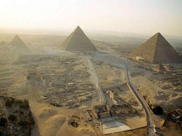 Символ Египта: пирамиды III династии и их некоторые особенности (5 фото)