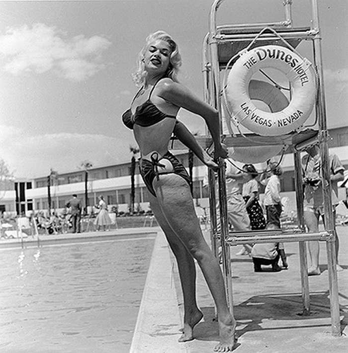 История самой известной фотографии красавицы Софи Лорен