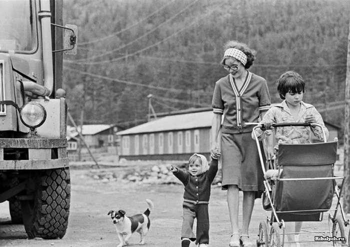 Интересные и редкие архивные фотографии (61 фото)