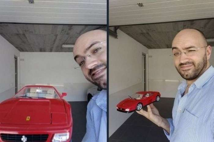 Как делают шикарные фото для соцсетей (10 фото)
