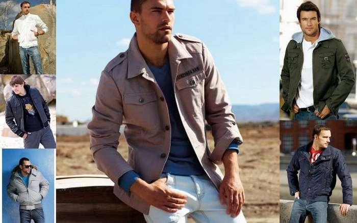 Осенняя мода для мужчин