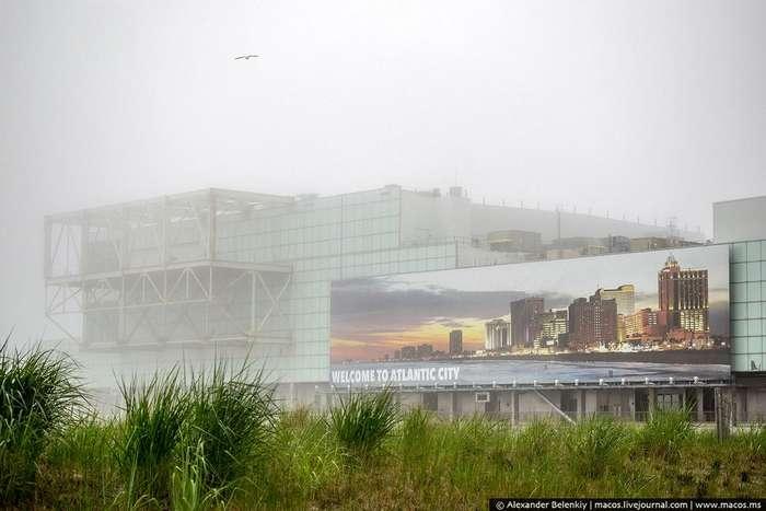 Атлантик-Сити: Так умирает Америка (41 фото)