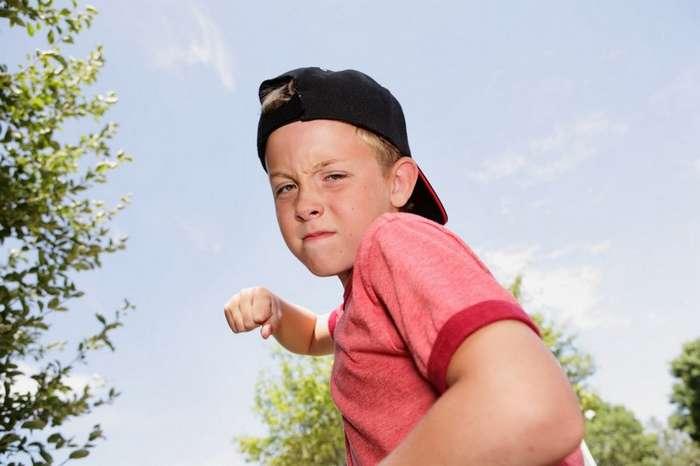 Интересная история: Тонкие моменты в детских драках