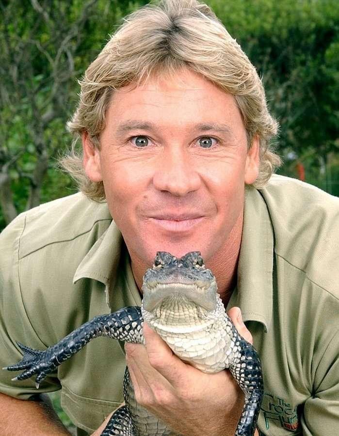 Стив Ирвин : Секреты гибели &171;охотника на крокодилов&187;