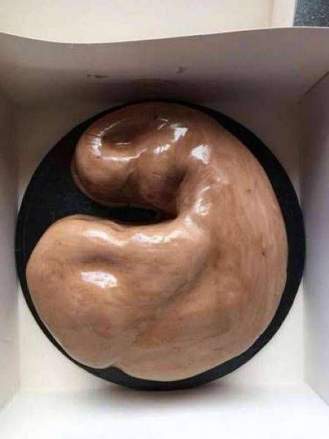 Торт на день рождения для мужа бодибилдера (5 фото)
