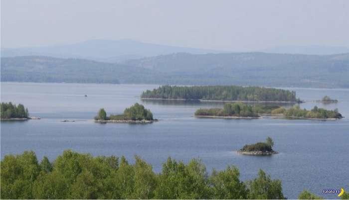 Абсурдная трагедия на озере Аргази