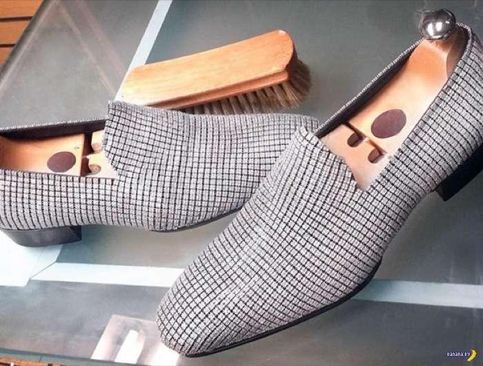 Самые дорогие мужские туфли