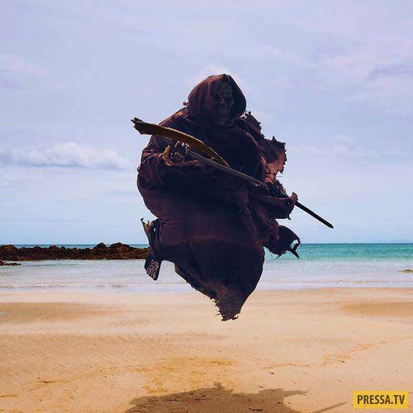 """Вот так выглядит """"за буйки не заплывать"""" в Новой Зеландии (33 фото)"""