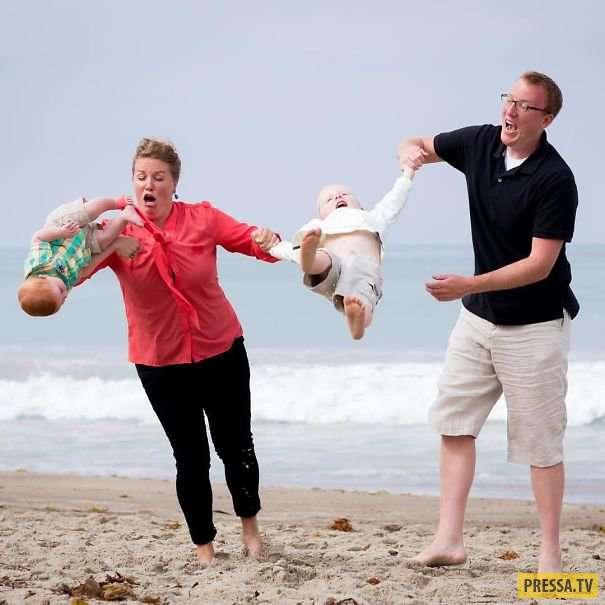 Родители, которые сделали самые эпичные ошибки в воспитании (22 фото)
