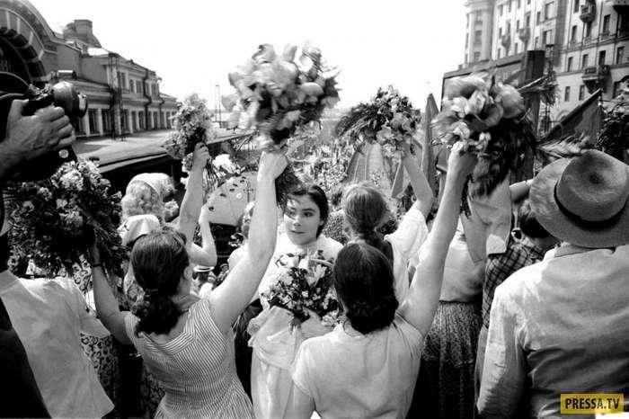 Отзывы зарубежных зрителей о советских и российских фильмах о войне (7 фото)