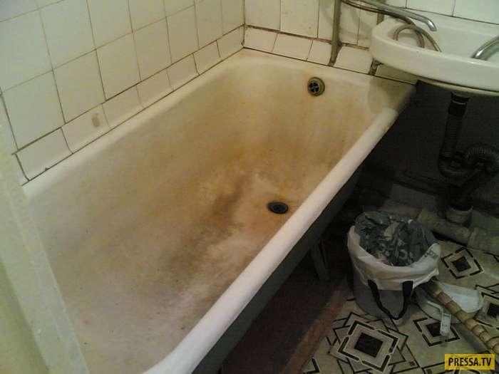 Колите ванны правильно!