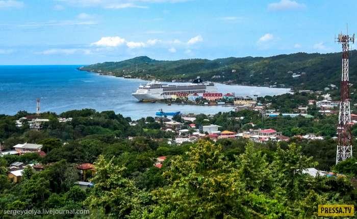 Такой позитивный Гондурас (42 фото)
