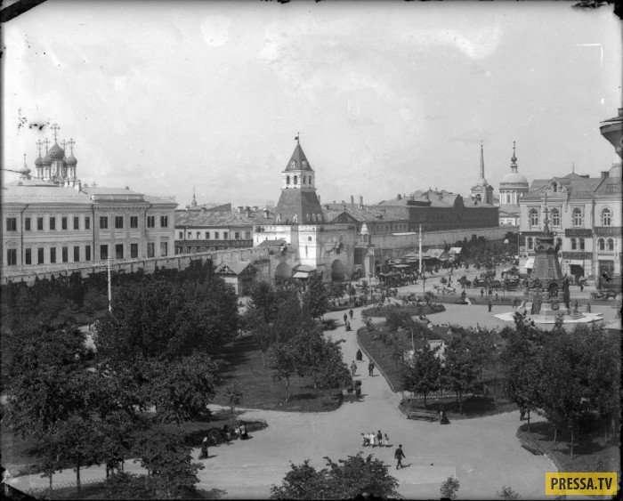 Уникальные исторические фотографии дореволюционной России (31 фото)