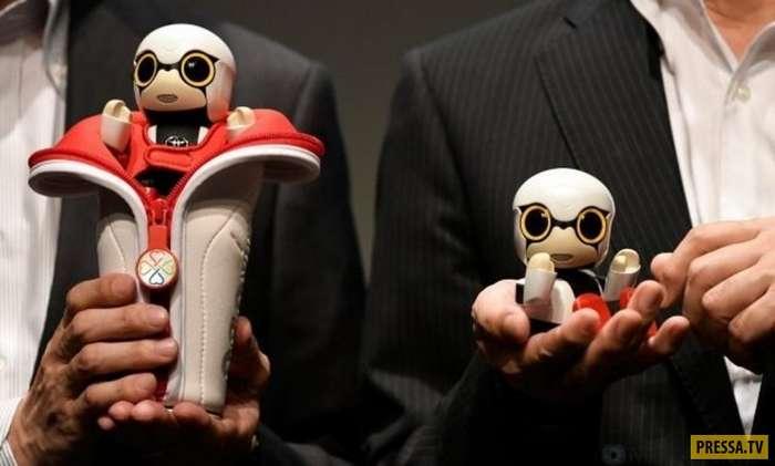 Топ 10: Род занятий, в которых роботы вытеснят человека (10 фото)
