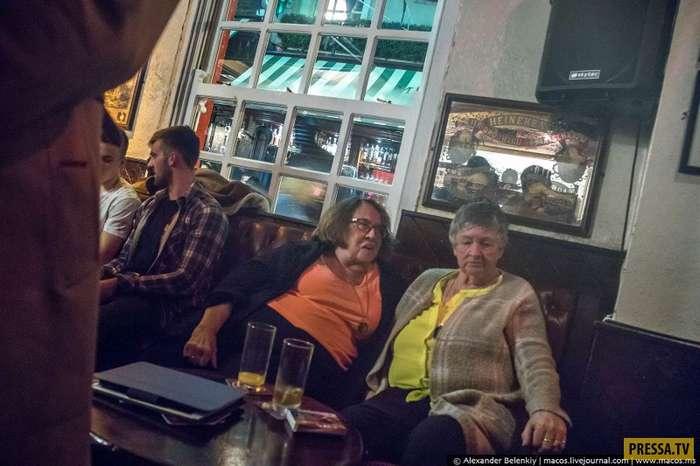 Другое лицо ночного Дублина (32 фото)