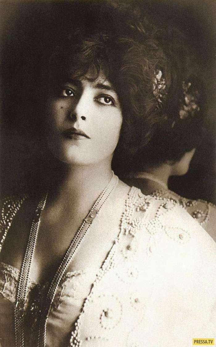 Самые известные красавицы начала 20 века (24 фото)