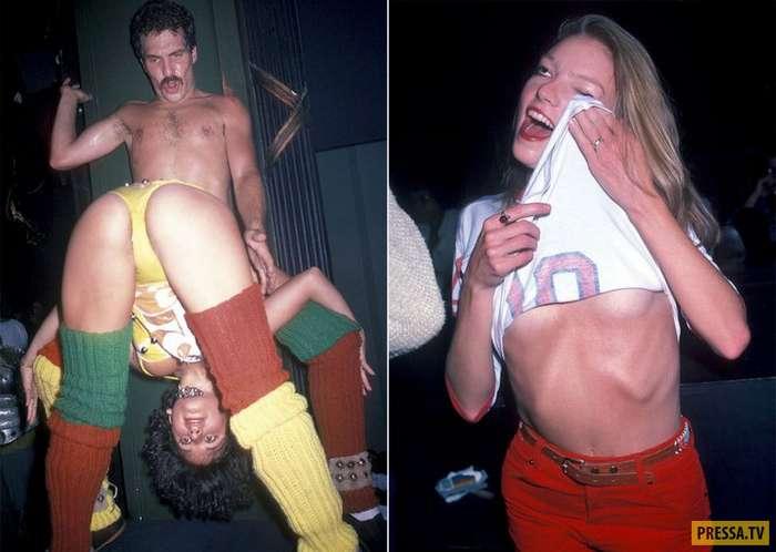 """Как """"отрывались"""" в эпоху диско (30 фото)"""