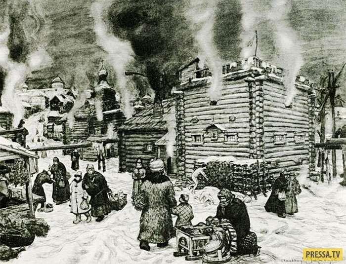 Исторические традиции и особенности русской бани (4 фото)