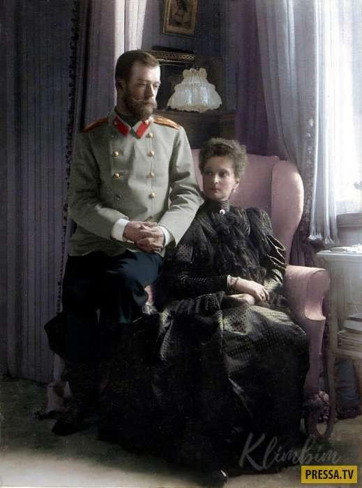 Раскрашенные исторические фотографии (31 фото)
