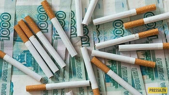 Борьба с курением ужесточается (5 фото)