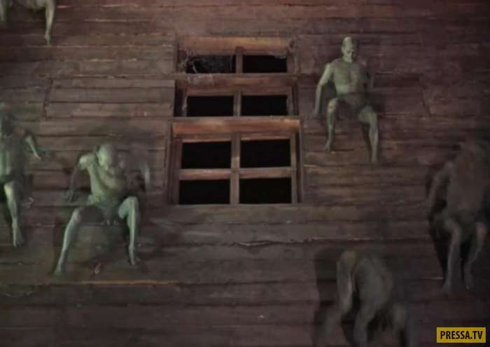 """Первый и единственный советский фильм ужасов """"Вий"""" (15 фото)"""