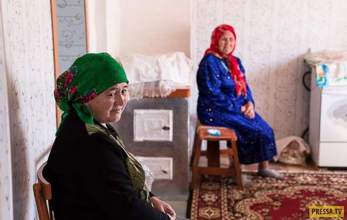 Татарская деревня Мансурово - затерянный уголок безмятежности и счастья (27 фото)