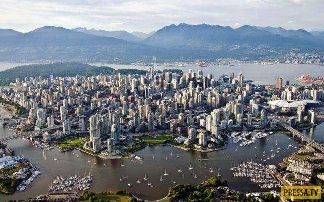 Топ 10: Города, лучшие для вегетарианцев (11 фото)