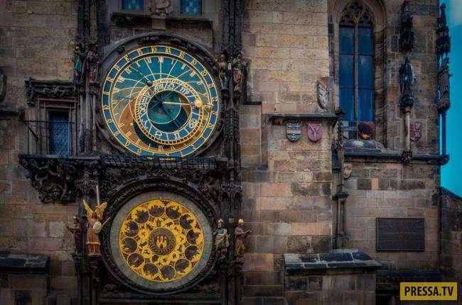 Топ 8: Самые известные и необычные часовые башни мира (8 фото)