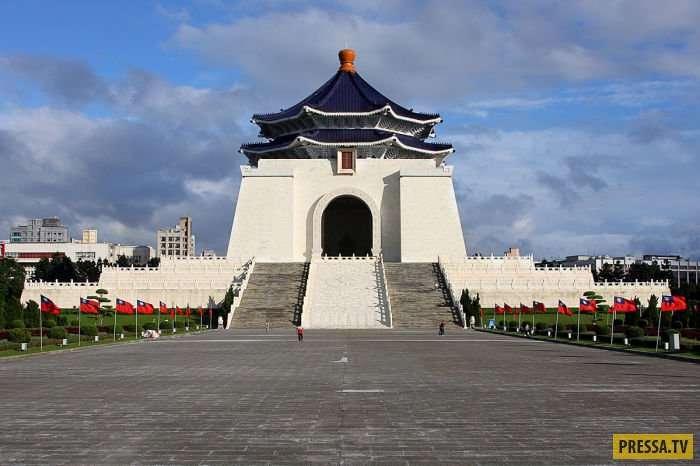 Топ 10: Самые известные в истории памятники архитектуры (16 фото)