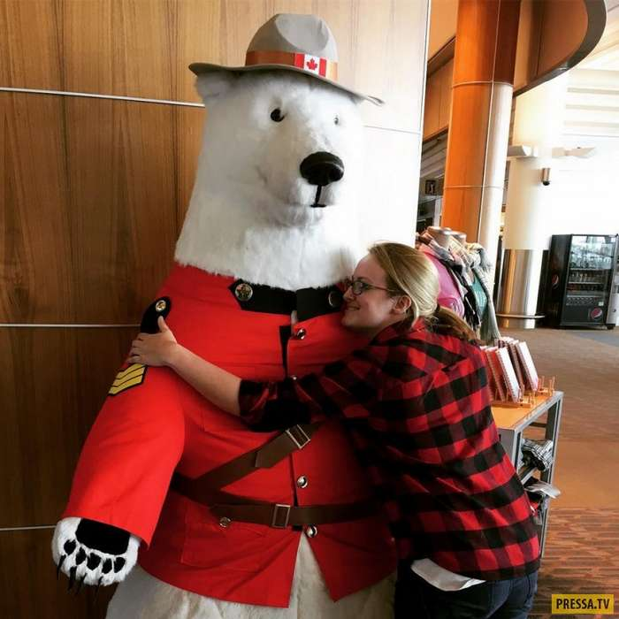 Тем временем в Канаде (33 фото)