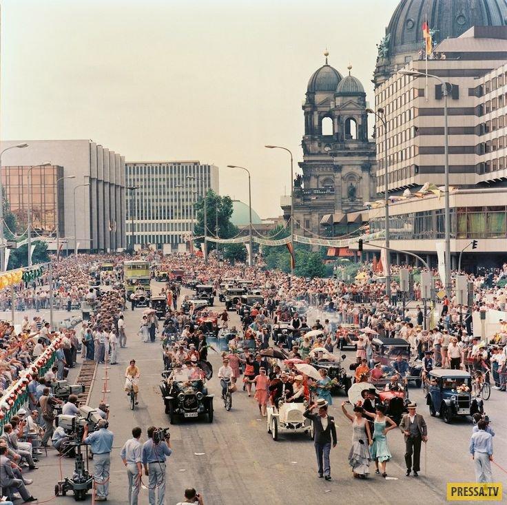 Интересные фотографии из разных стран 1987 года (29 фото)