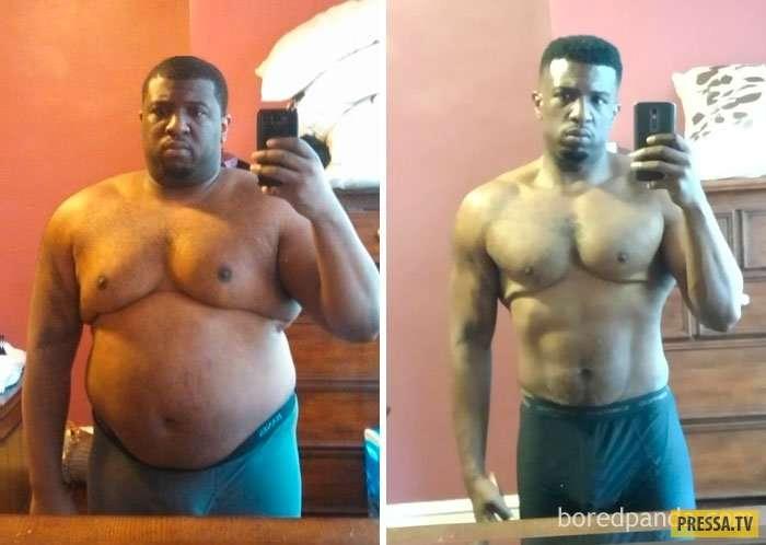 Кардинальное похудение (16 фото)