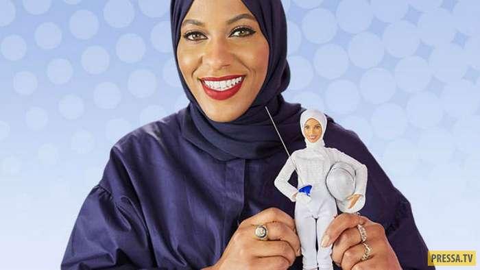 Барби теперь и в хиджабе (6 фото)