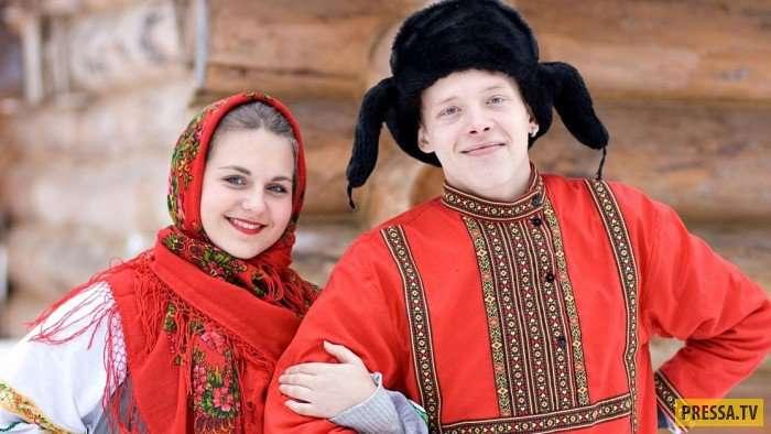 Внешность среднестатистического русского человека с точки зрения антропологии (7 фото)
